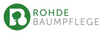 Logo Rohde Baumpflege