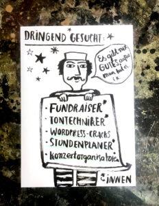 Arbeitstreffen Musikprojekt - Organisationsteam @ Biergarten Jockel | Berlin | Berlin | Deutschland